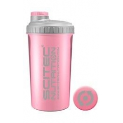 Shaker Scitec Nutrition Rosa 700 ml