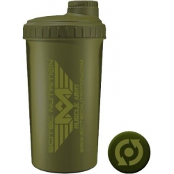 Shaker Muscle Army Scitec Verde 700 ml
