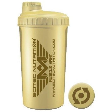 Shaker Muscle Army Scitec 700 ml