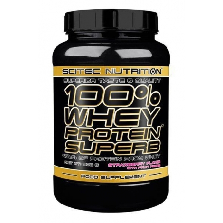 100% Whey Protein Surperb 900 g