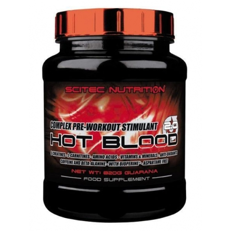 Hot Blood 3.0 820 g