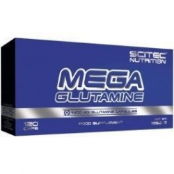 Mega Glutamina 120 caps
