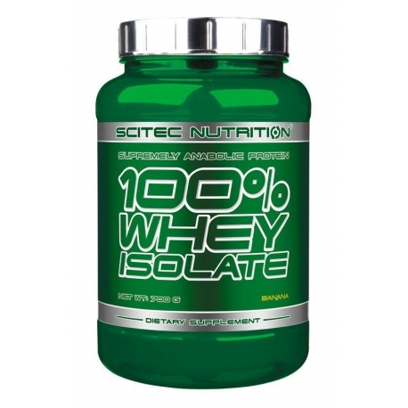 100% Whey Isolate